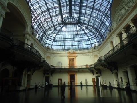 Museo Nacional de Bellas Artes em Santiago