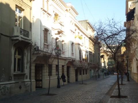 Barrío Paris-Londres Santiago do Chile