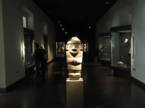 Museo Chileno de Arte Precolombino em Santiago