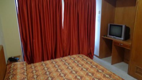 Quarto do Hotel Miramar em Caracas