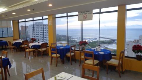 Restaurante do Hotel Miramar em Caracas