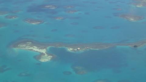 Los Roques do avião