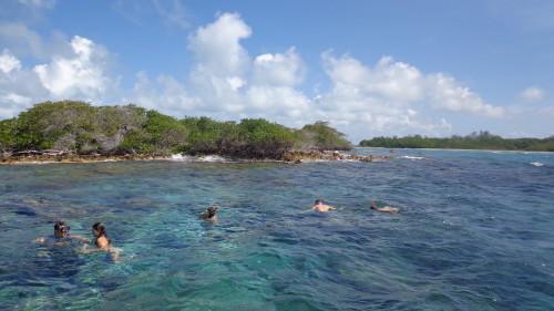 Boca de Cote - Los Roques