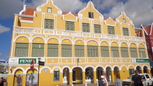 Loja da Penha em Curaçao