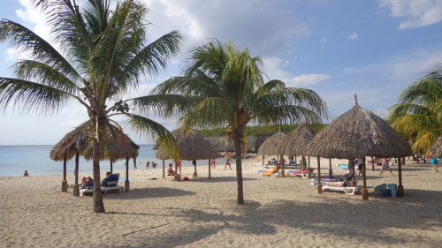 Praia Daaibooi - Curaçao