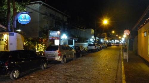 Rua Guarani - Ubatuba - SP