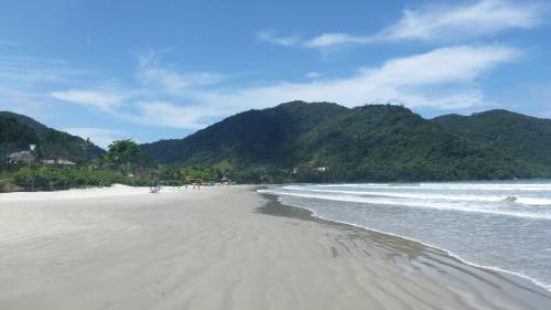 Praia da Lagoinha - Ubatuba - SP