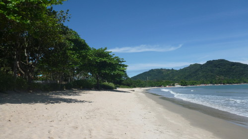 Praia do Lázaro - Ubatuba - SP