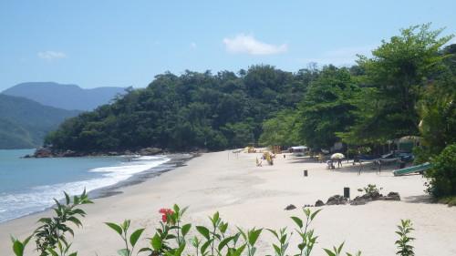 Praia da Almada - Ubatuba - SP