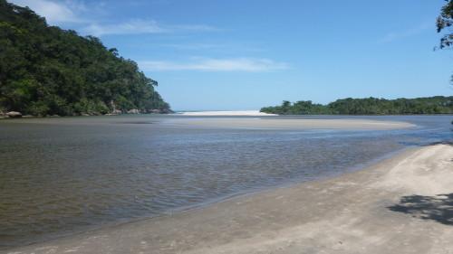 Rio Puruba - Ubatuba - SP