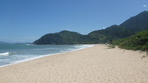Praia do Prumirim - Ubatuba - SP