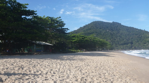 Praia Vermelha do Norte - Ubatuba - SP