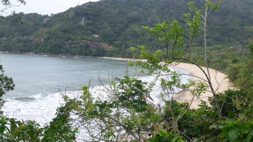 Praia Vermelha do Sul - Ubatuba - SP