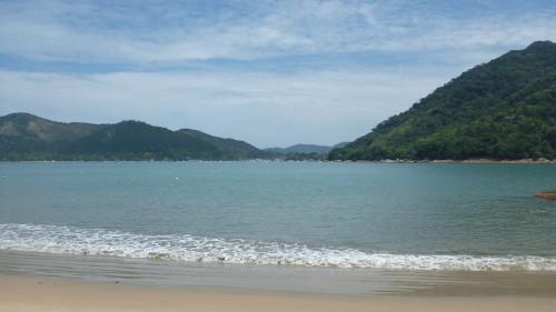 Praia de Santa Rita - Ubatuba - SP
