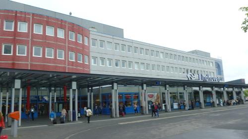 Estação de Trem Eindhoven - Holanda
