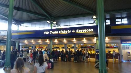 Aeroporto Amsterdam : Como ir do aeroporto schiphol para amsterdam dicas onde