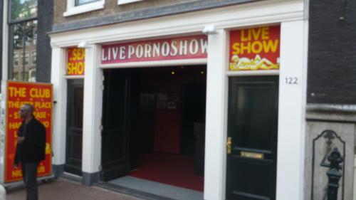 Live Porn Show Amsterdam