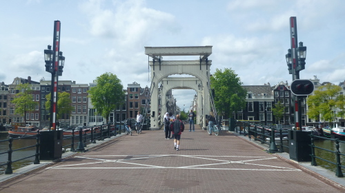 Ponte Magere Brug Amsterdam