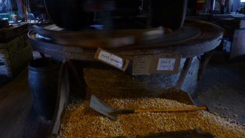 Moinho de Vento em Zaanse Schans - Holanda