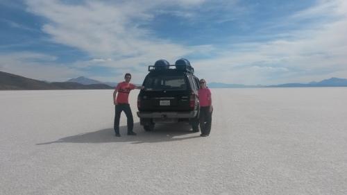 Salar de Uyuni - Deserto de Sal - Bolívia