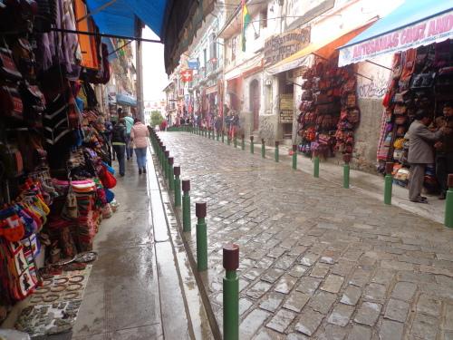 Centro Histórico - La Paz - Bolívia
