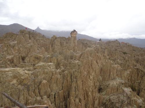 Valle de La Luna - La Paz - Bolívia