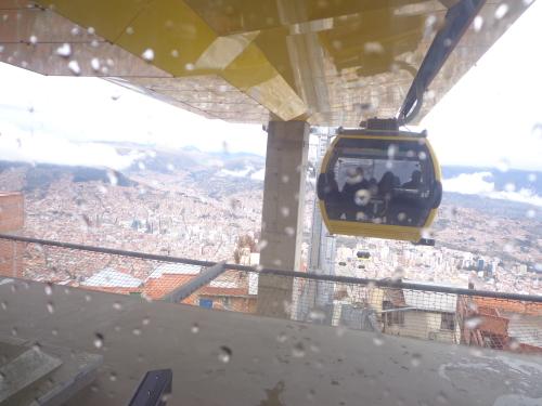 Teleférico La Paz - Bolívia