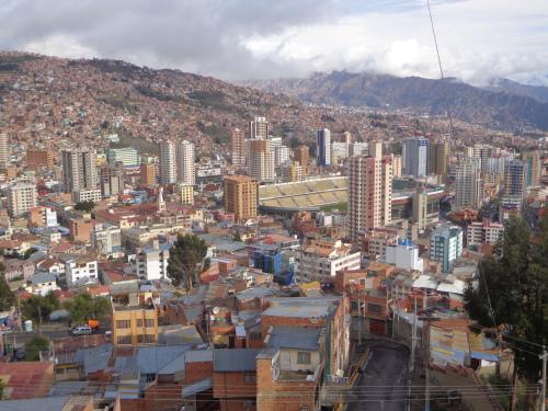Mirador Killi Killi - La Paz - Bolívia