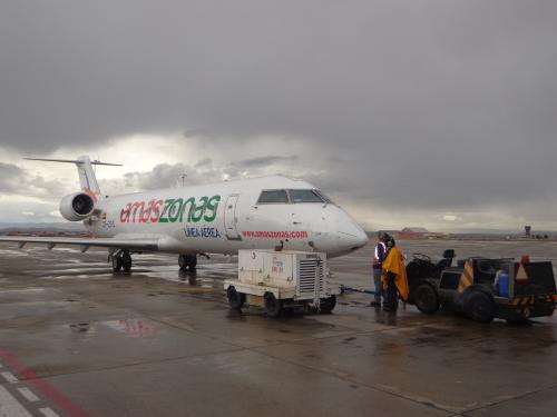 Amaszonas - Bolívia