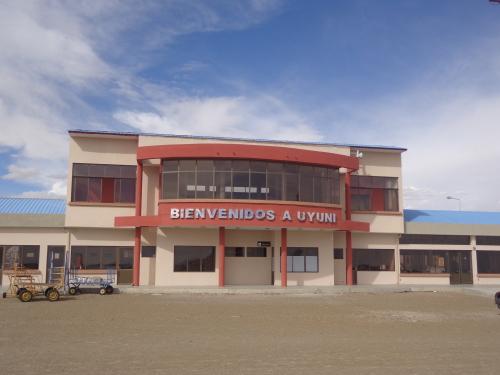 Aeroporto de Uyuni- Bolívia