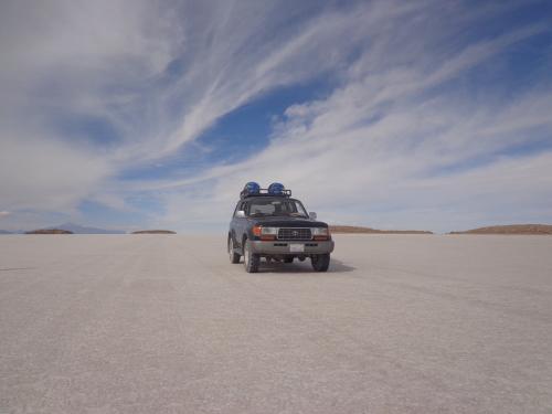 Tour Salar de Uyuni - Bolívia