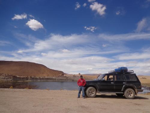 Laguna Turquiri - Bolívia