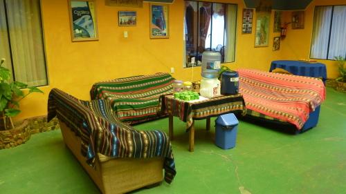 Hotel Utama - Copacabana - Bolívia