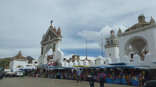 Basílica de Nossa Senhora de Copacabana - Bolívia