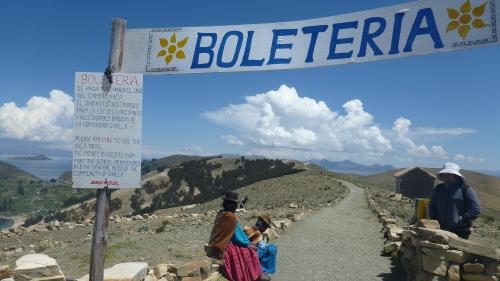 Isla del Sol - Lago Titicaca - Bolívia