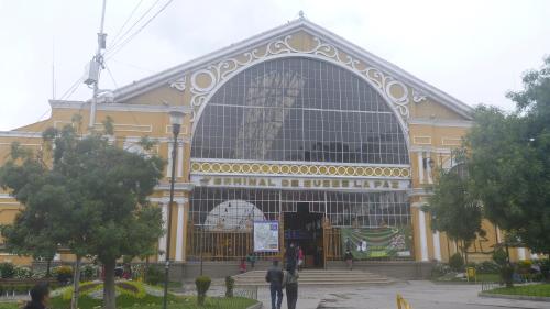 Terminal de Buses - La Paz