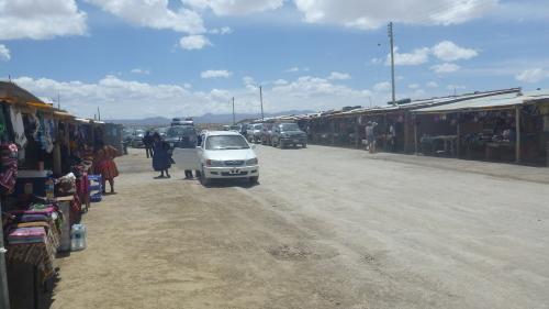 Colchani - Bolívia