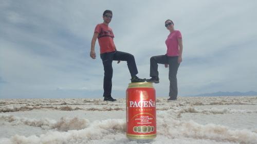 Deserto de Sal - Bolívia
