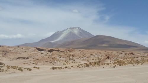 Fronteira Bolívia - Chile