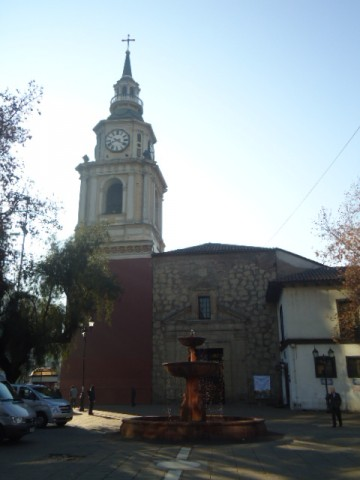 Iglesia de San Francisco - Santiago - Chile