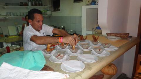 Chef Ciro Pousada Guaripete
