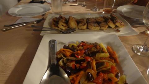 Jantar Pousada Guaripete