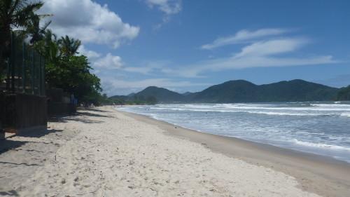 Praia do Sapê - Ubatuba - SP