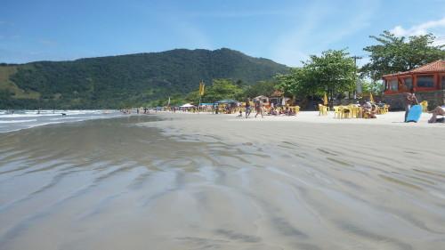 Praia de Maranduba - Ubatuba - SP