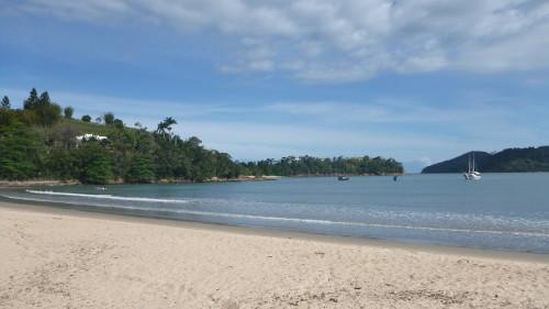 Praia do Perequê-Mirim - Ubatuba - SP