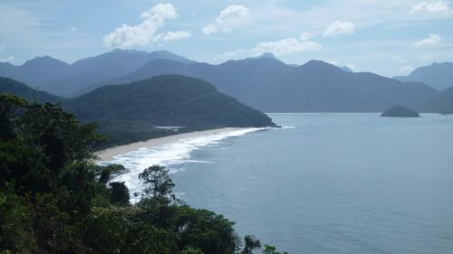 Praia do Puruba - Ubatuba - SP