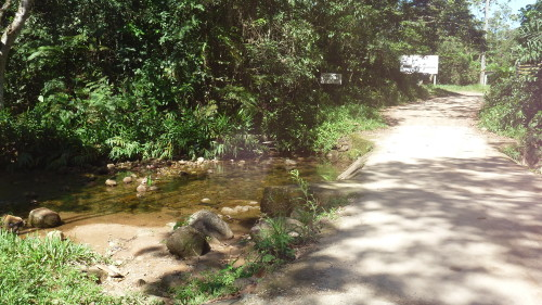 Estrada Praia do Camburi - Ubatuba - SP