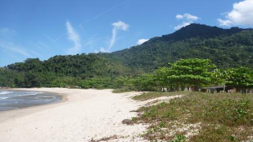 Praia do Camburi - Ubatuba - SP