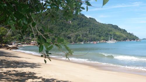 Praia de Picinguaba - Ubatuba - SP