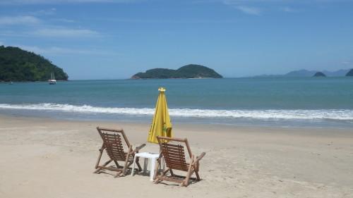 Praia da Almada - Ubatuba